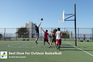 Best Shoe For Outdoor Basketball