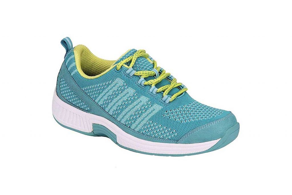 Orthofeet Women's Coral Walking Shoes - Best Shoes for Standing All Day Women