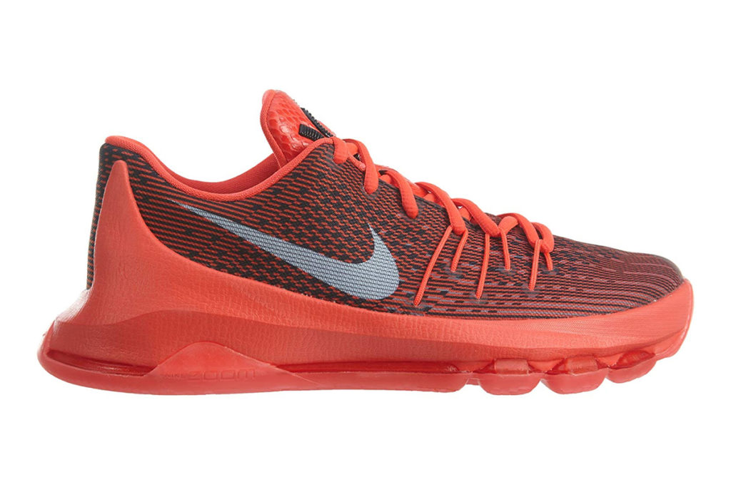 Nike KD 8 Review Image Side View