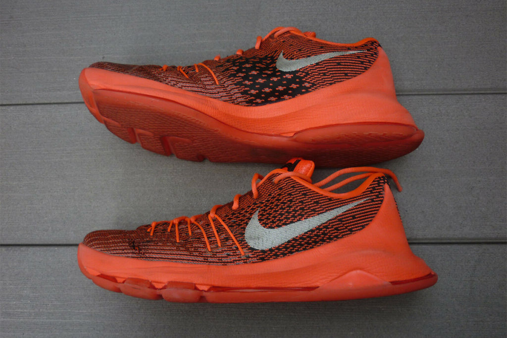 Nike KD 8 Review Image Side View 2