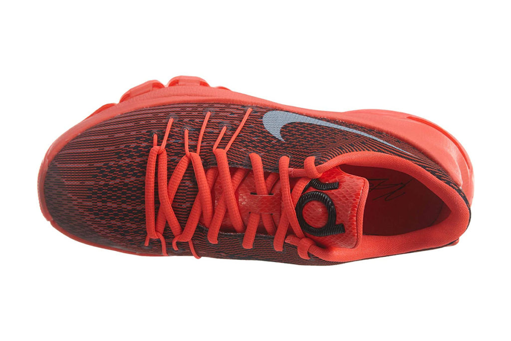 Nike KD 8 Review Image Up View