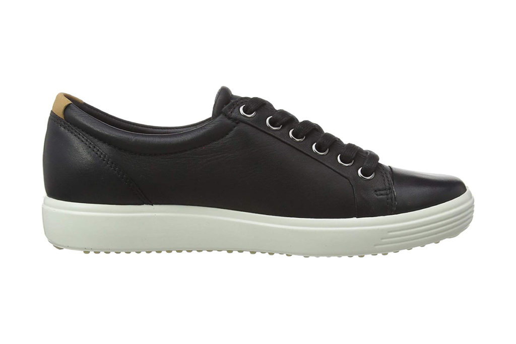 ECCO Womens Soft 7 Sneaker Review Side View