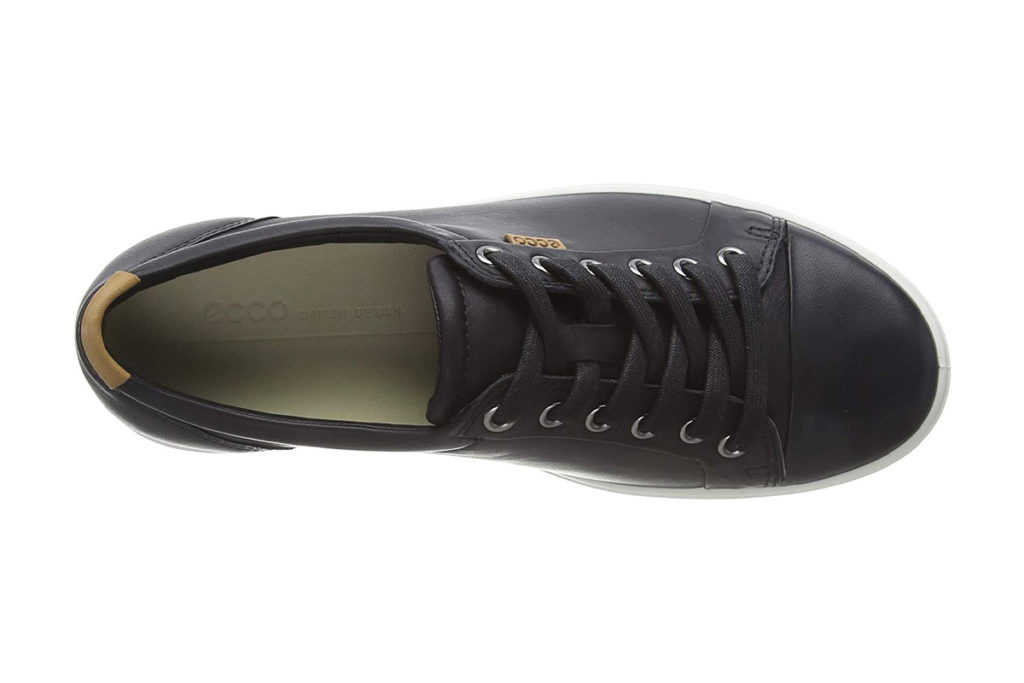 ECCO Womens Soft 7 Sneaker Review Up View