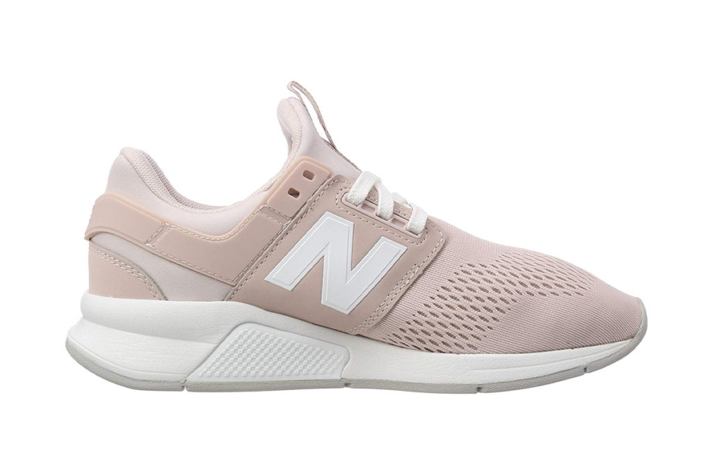 New Balance 247 Review Women Side View