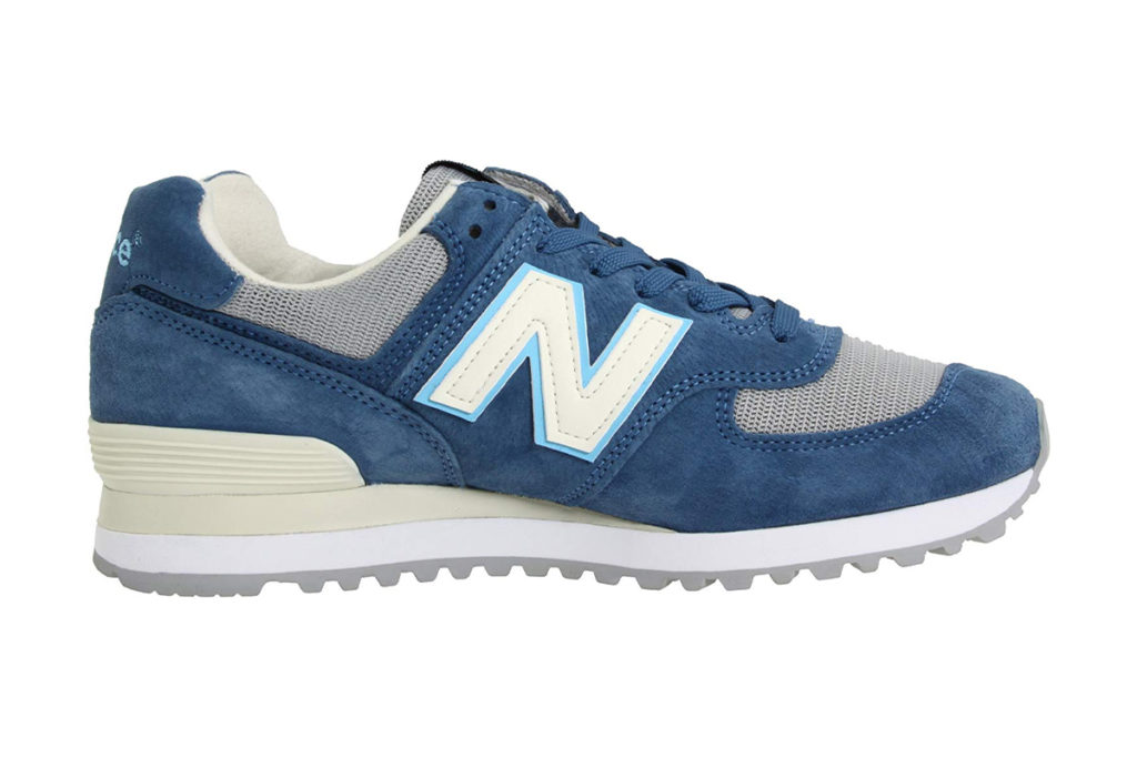 New Balance 574 Review Blue