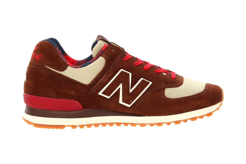 New Balance 574 Review Red