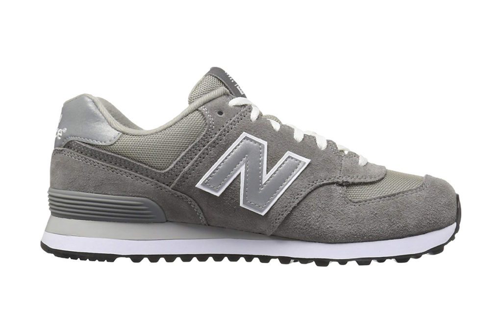 New Balance 574 Review Side View