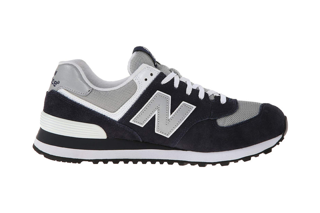 New Balance 574 Review White
