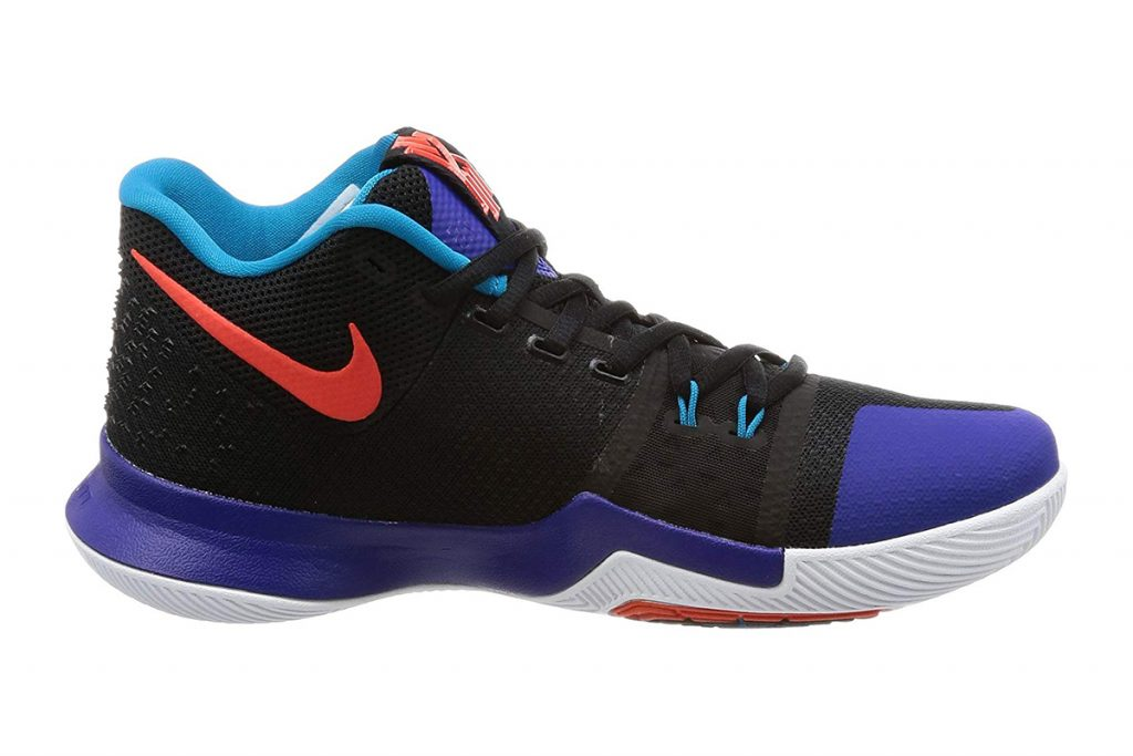 Nike Kerie 3 Review Image Side View