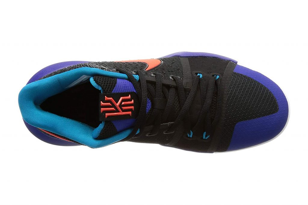 Nike Kerie 3 Review Image Up View
