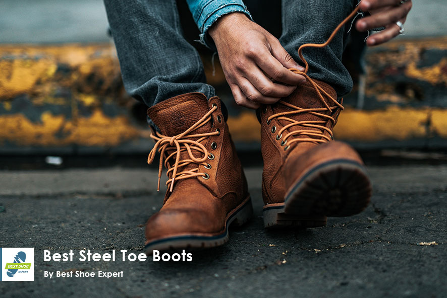 Best Steel Toe Boots Featured Image
