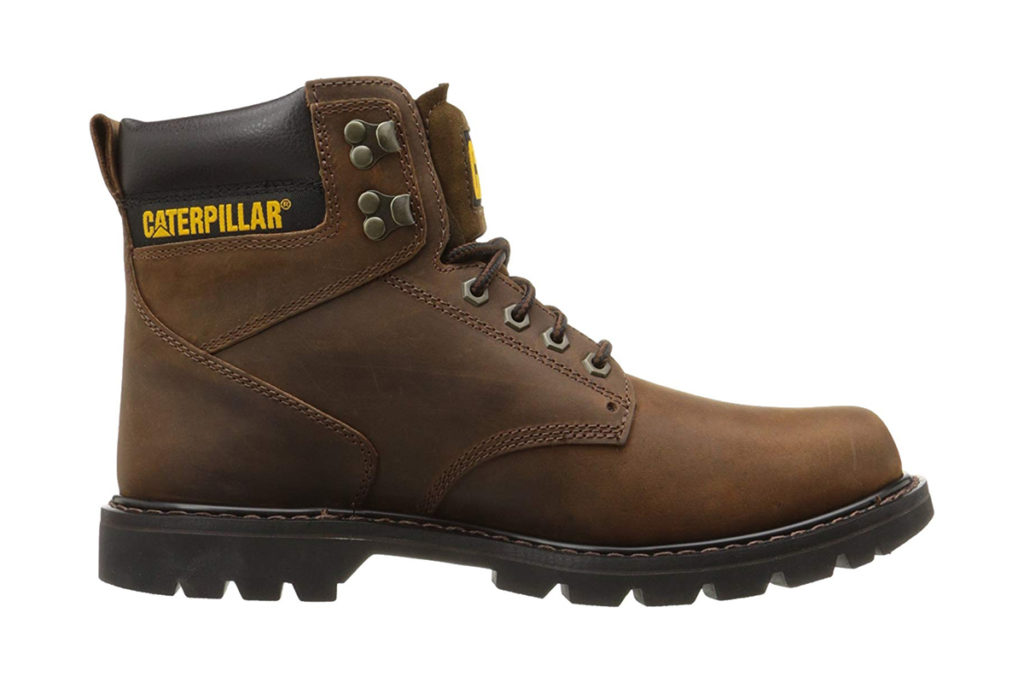 Caterpillar Mens Second Shift 6 Review Side View
