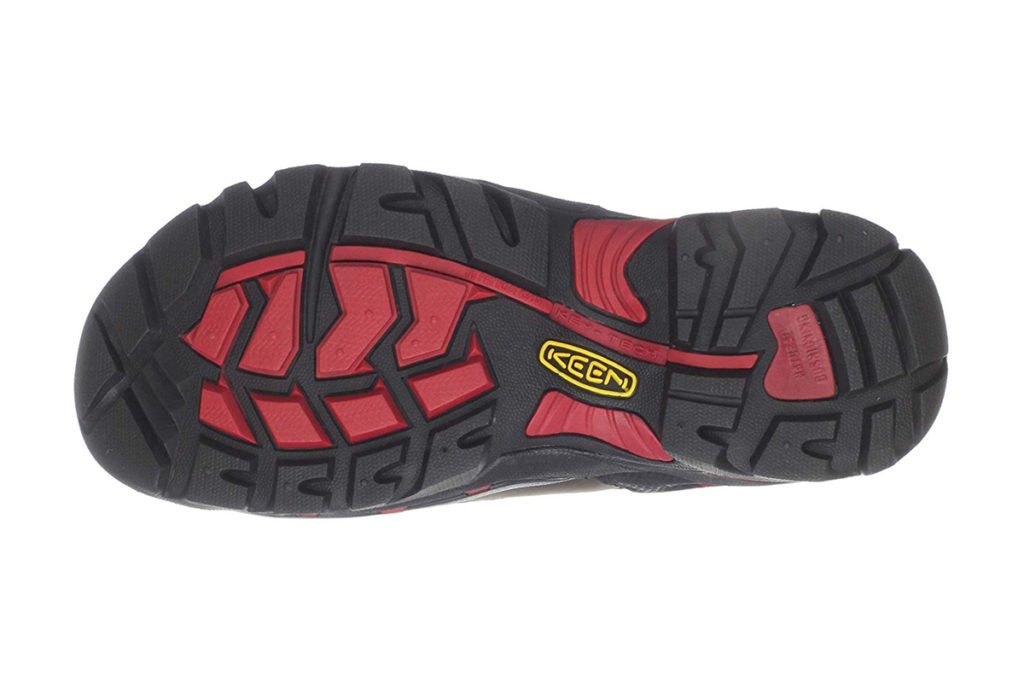 KEEN Utility Mens Pittsburgh 6 Steel Toe Review Down View
