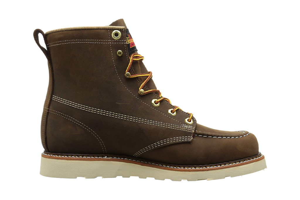 Thorogood Mens Heritage 6 Moc Toe Review Side View