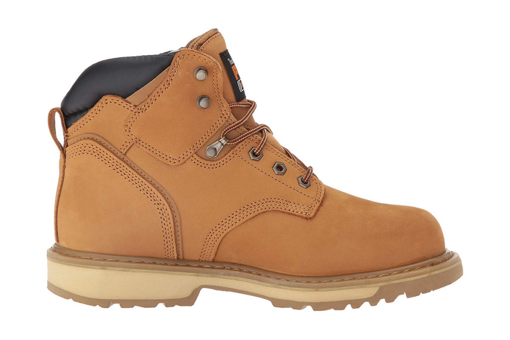 Timberland PRO Mens 6 Pit Boss Review Brown