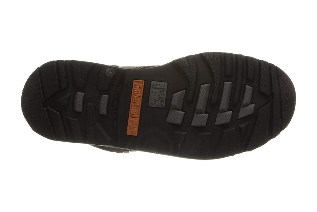 Timberland PRO Mens 6 Pit Boss Review Down View